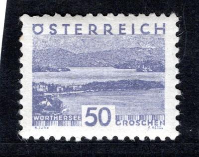 Rakousko/Rakousko - Mi. 540, krajinky, kat 120/19.60303