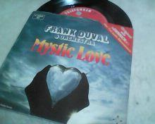 FRANK DUVAL AND ORCHESTRA-MYSTIC LOVE-SP-1980.