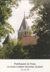 OSTRAVA - RADVANICE - KOSTEL