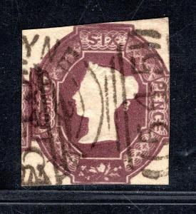 Anglie/Anglie - Mi. 5 , Viktorie, 4 stranné, kat. 500,- , hle/19.65112