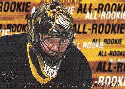 LACHER Blaine Fleer Ultra 1995/96 All Rookie č. 6 Boston