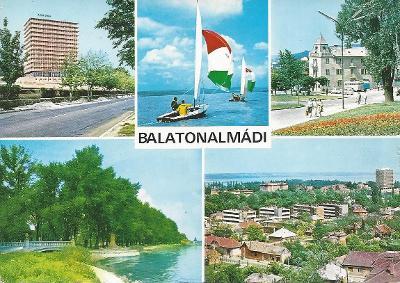 Maďarsko - Balaton