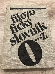Filozofický slovník o...z - kolektiv autorů