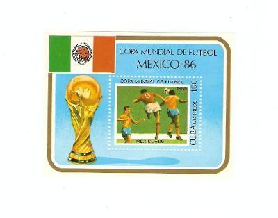 ** Kuba, Michel A 88 /2918/ MS kopaná