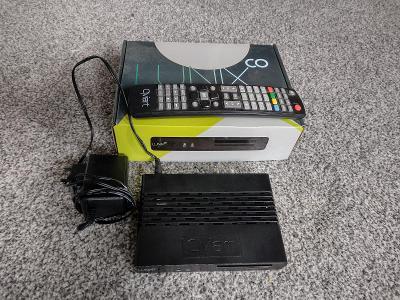 Quiart Lunix CO ( Satelitní + DVBT2 tuner)