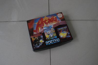 ARCADIA - SET 3 HITOV pre Sinclair ZX Spectrum 48/128k