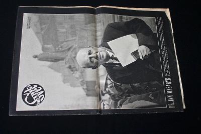 Jan Masaryk - Svět v obraech   (a2)