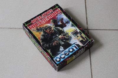 OPERATION THUNDERBOLT + OPERATION WOLF - Sinclair ZX Spectrum 48/128k