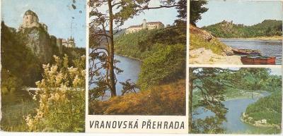 Vranovská přehrada - DF