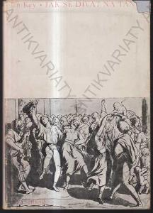 Jak se dívat na tanec Jan Rey 1947 Vyšehrad, Praha
