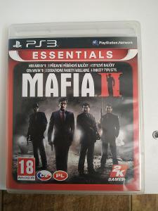 Ps3 Mafia 2 cz Essentials