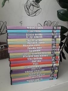 Sbírka DVD = Legendy Českého filmu