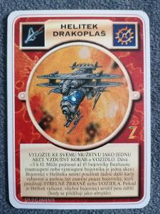 Doomtrooper - Helitek Drakoplaš