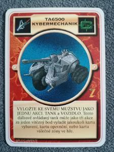 Doomtrooper - TA6500 kybermechanik