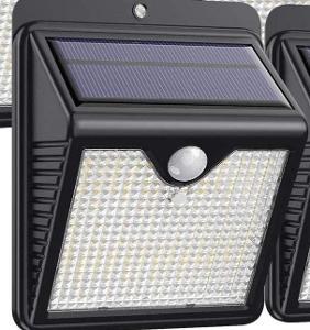 Venkovní solární LED světlo se senzorem pohybu - 98 LED