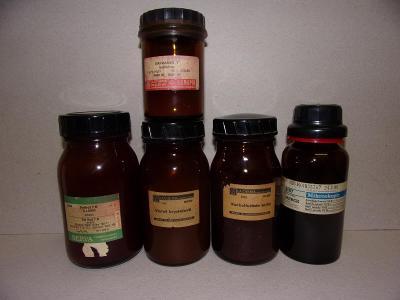 Soubor barviv pro mikro - 5 ks