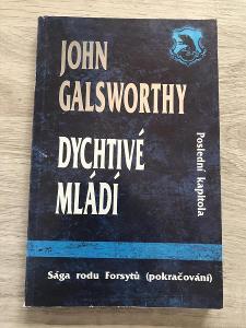 Dychtivé mládí - Galsworthy John