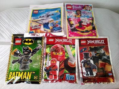 Lego figurky mix
