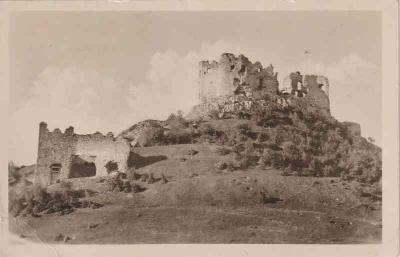 Beckov, hrad