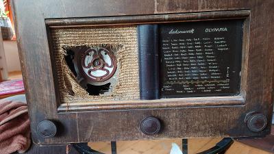 Staré rádio