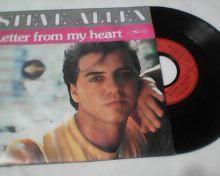 STEVE ALLEN-LETTER FROM MY HEART-SP-1984.ITALO DISCO.