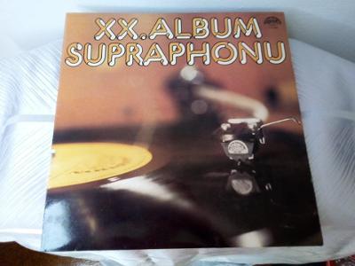 XX. Album Supraphonu