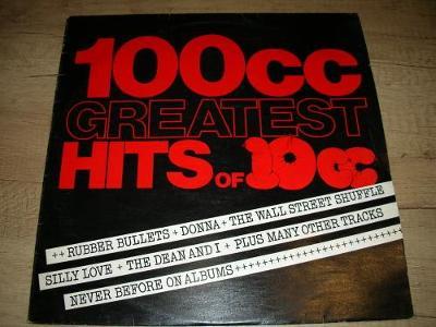 10cc – 100cc Greatest Hits Of 10cc (1975) UK 1.Press , EX+