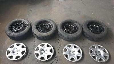 Plechové disky Peugeot 308 4x108 R15