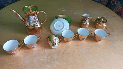 Porcelánový servis 3 Grácie