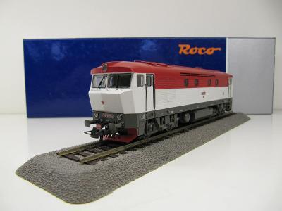 Lokomotiva ROCO T478.2059 ČSD HO
