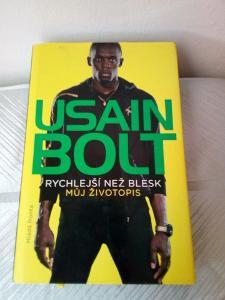 Rychlejší než blesk: Můj životopis - Usain Bolt