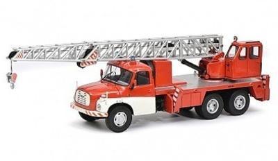 Tatra T148 hasičský jeřáb 1:43, Schuco