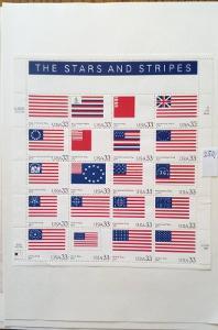 USA** Vlajky