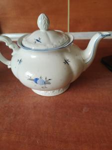 Čajník Made in czechoslovakia