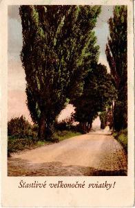 SLOVENSKO - Zvolen - 6.4.1939 - MALÝ FORMÁT