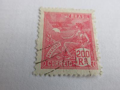 Prodávám známky Brazílie 1922, Letectví