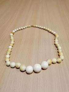 St. slonovinový náhrdelník