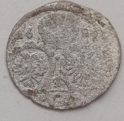 1/2 krejcar 1680 Leopold I.