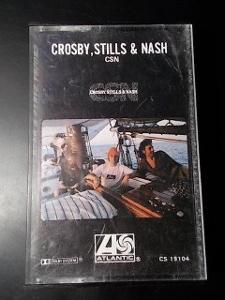 CSN .............. IMPORT USA ! / MC originál kaseta
