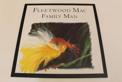 "Fleetwood Mac - Family Man 12"" Maxisingl -top stav- Europe 1987 LP"