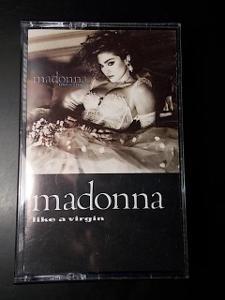 Madonna.............. IMPORT USA ! / MC originál kaseta