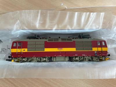 NOVÝ TT - Elektrická lokomotiva 372, ČD / KUEHN 32900 + DCC