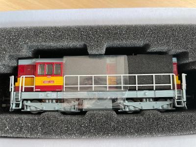 NOVÝ TT - lokomotiva T 466.2395 ČSD / Tillig 501829