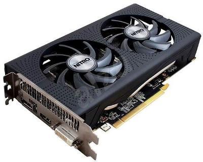 Nefunkční a pouze pro podnikatele: SAPPHIRE NITRO+ Radeon RX 460 4GB