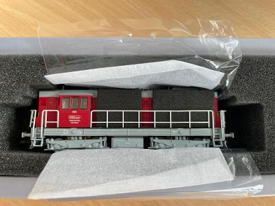 NOVÝ TT - Dieselová lokomotiva T466.2356 ČSD / Tillg 501828