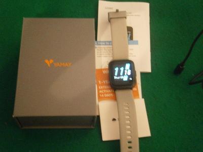 chytre hodinky Yamay-nove