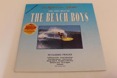 The Beach Boys - The Very best of -Špič. stav- Europe 1990 2LP