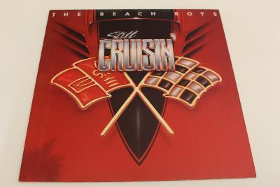 The Beach Boys - Still Cruisin' -Špič. stav- Germany 1987 LP