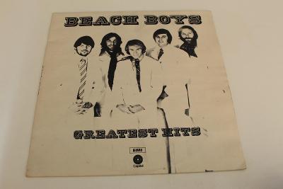 The Beach Boys - Greatest hits -Top stav- UK 1970 LP