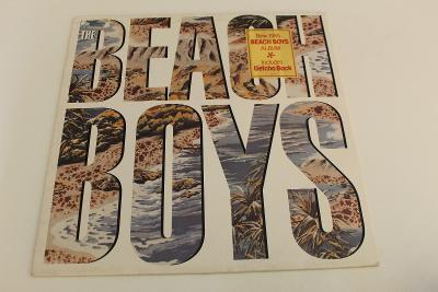 The Beach Boys - Caribou -Top stav- Europe 1985 LP